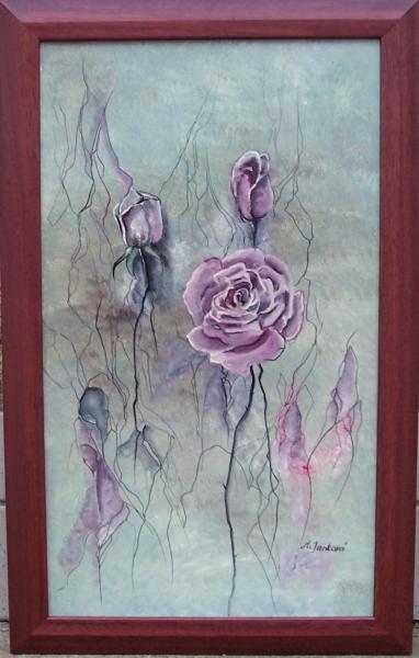 Růže pro babičku