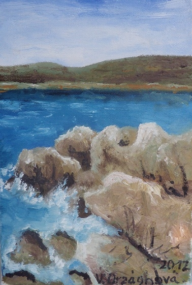 Neklidné útesy