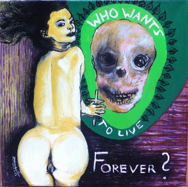 Who wants to live 4ever?