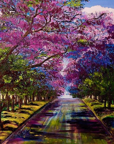 abstraktní stromoví