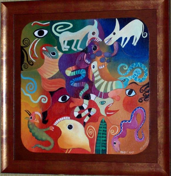 Šamanské cesty 5 - duhový had