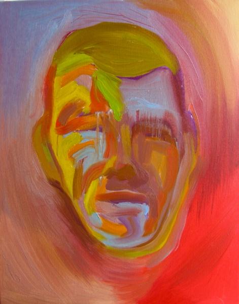 Barevný portrét