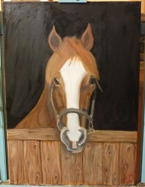 Kůň hnědák