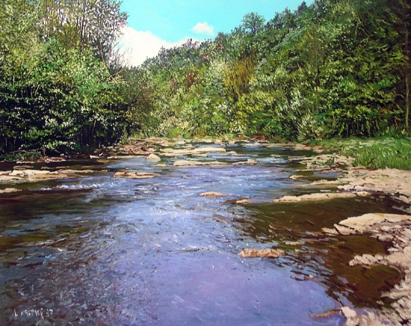 Kamenitý potok