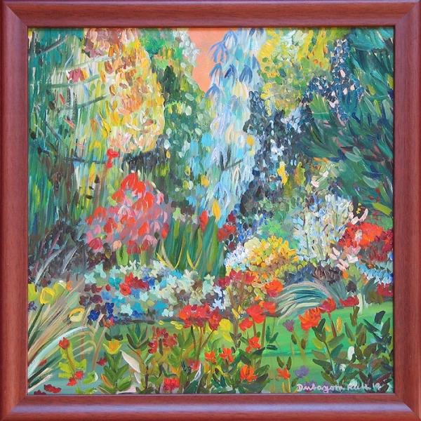 Farby záhrady XVIII.