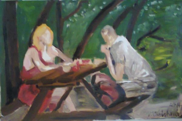 Piknik Na kolibě