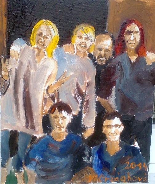 Básníci - Popelín 2014