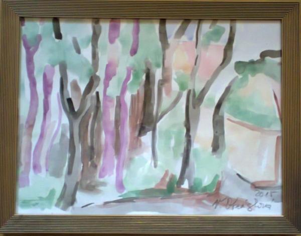 Milíčovský les 2