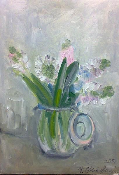cyklus Květinová - Hyacint