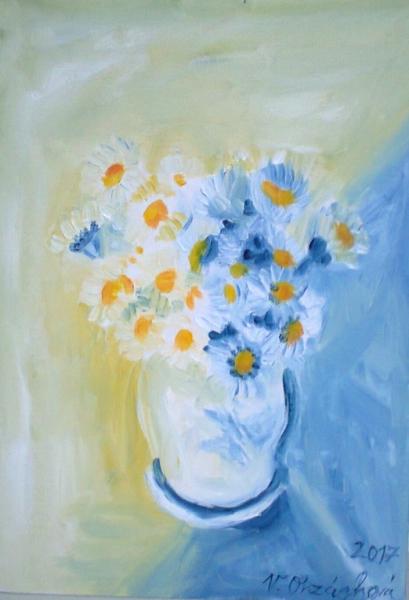 Kopretiny-cyklus Květinová