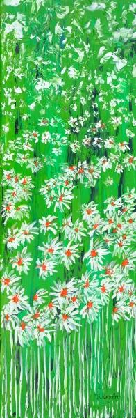 Sedmokrásky v tráve 1