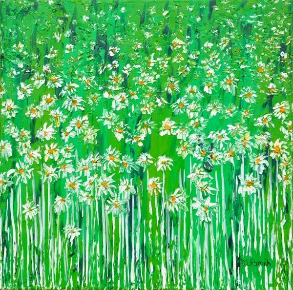 Sedmokrásky v tráve 4