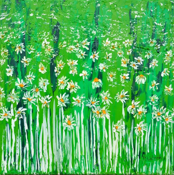 Sedmokrásky v tráve 3