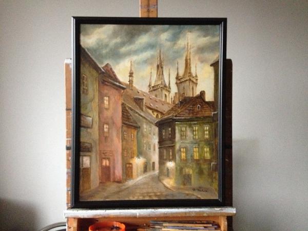 Stará Praha - Týnská ulice