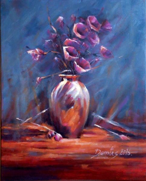 Vazy s kvetmi