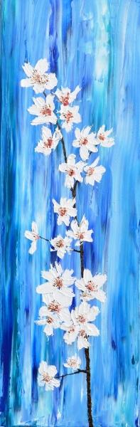 Kvitnúce čerešne