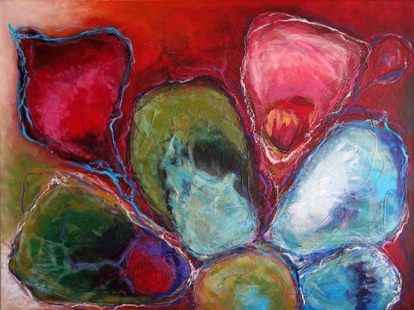 Dúha kvetu