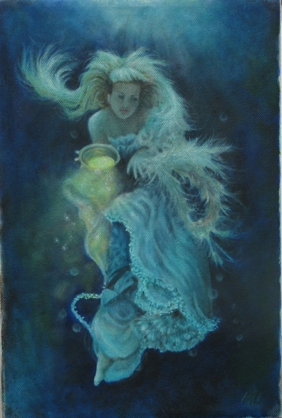 Jezerní čarodějka