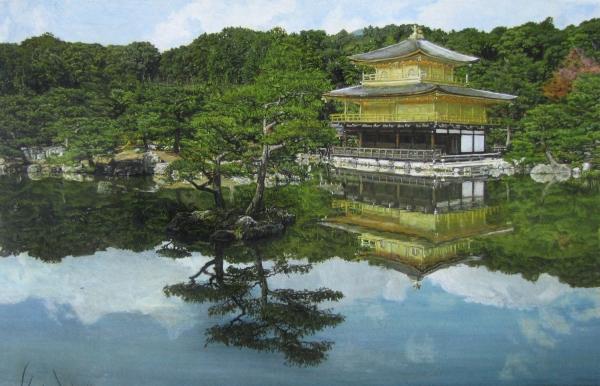 Kinkaku - Kjóto