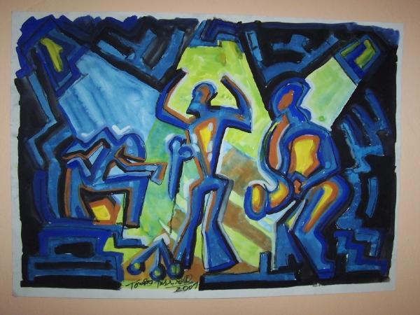 Kubistické trio