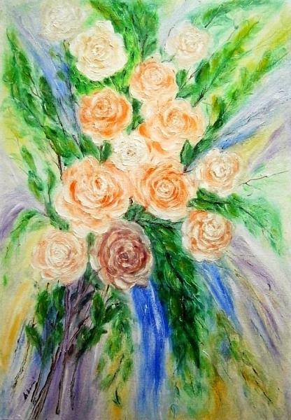 Kytica ruží..