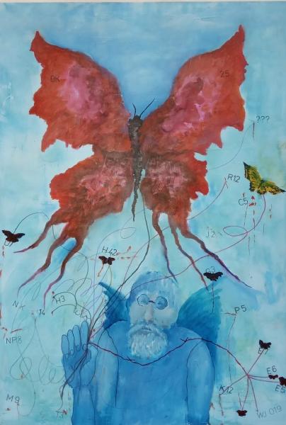 Lovec motýlů