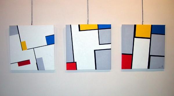 Mondrian- genesis