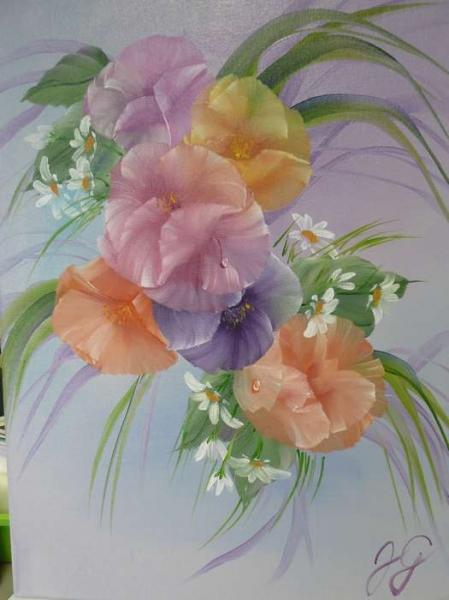 Květiny pro vílu
