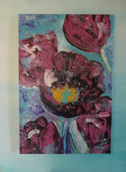 Arabské tulipány