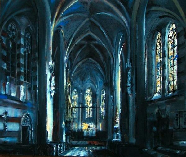 S úžasem před gotikou