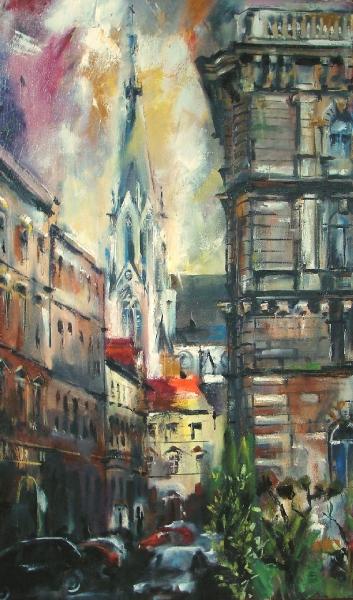 Svatováclavský dóm - Olomouc