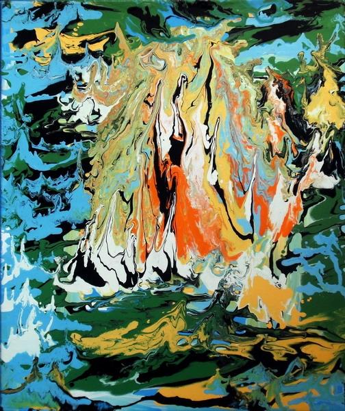 Tanec lesních vil-prodáno