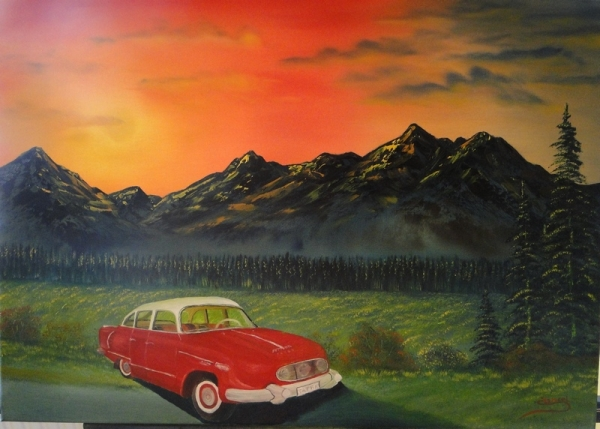 Tatra 603 -1