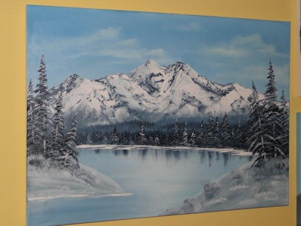 Vysoké Tatry v zime