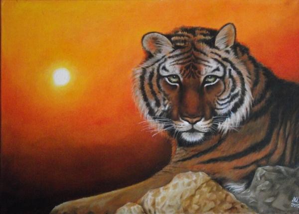 Tygr pro mě