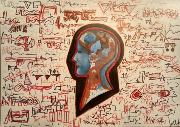 V hlavě Sfingy