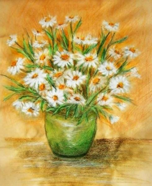 Zátišie kvety..