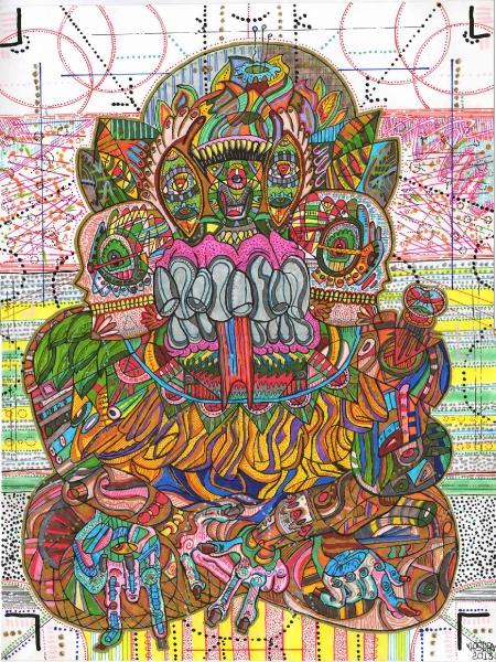 Buddha Kocour
