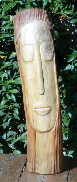 Dřevěná plastika 05/2012