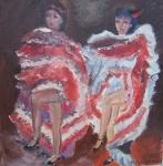 Kankánové tanečnice
