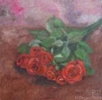 Růže k výročí