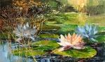 Jarný rybník