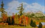 Jesenný Gerlach a Končistá