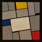Mondrian - natočení