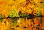 Podzimní koncert barev