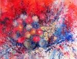 Výbuch barev