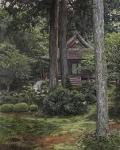 Sanzen-in v Kjótu