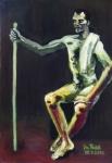 Mužský akt à la Goya