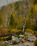 Tatranské smutné brezy