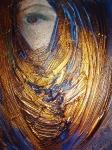 Veiled woman II.